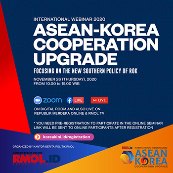 ASEAN-KOREA Cooperation Upgrade
